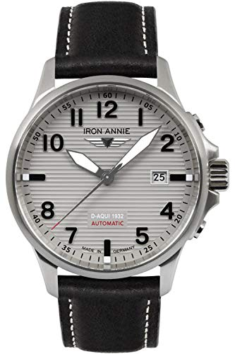 Junkers Armbanduhr 5660-4 Herrenuhr