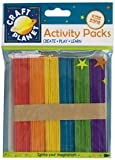 Coloured Lollipop Sticks (50 Pieces) CPT6671111