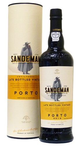 Sandeman Unfiltered LBV Port 2013 75cl in Gift Tube