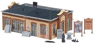 Faller - Estación ferroviaria de modelismo ferroviario H0 Escala 1:87 (F130190)