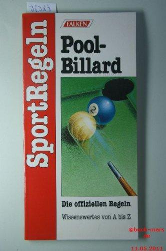 SportRegeln Pool - Billard. Die offiziellen Regeln. Wissenswertes von A bis Z.