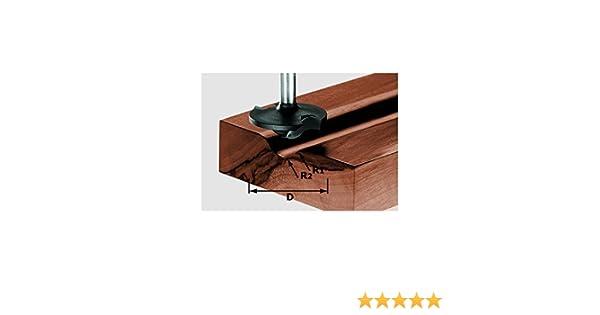 FESTOOL Profilfräser HW Schaft 8 mm HW S8 D42//13//R6+12 Nr.:491137