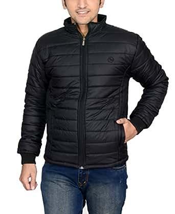 Ico Blue Stor Men's Jacket (JacketYlo-40_Black_40)