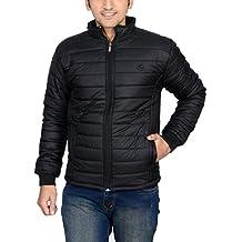Ico Blue Stor Men's Polyester Jacket(0_Black_0)
