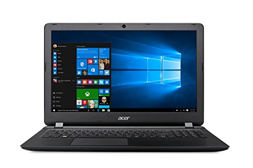 Foto Acer Aspire ES1-524-2579 Portatile da 15,6 pollici, AMD Dual-Core E2-8010, 8GB RAM DDR3, 1000 GB HDD, Windows 10 Home, Nero