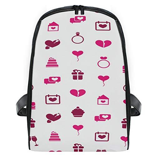 MONTOJ Rucksack für Kinder, Verlobungsring, ideal für Kinder - perfekt für Kinder (Kinder Verlobungsringe)