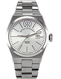 Revue Thommen Urban - Lifestyle Women's Automatic Watch with Silver Dial Analogue Display and Silver Stainless Steel Bracelet 108.01.01