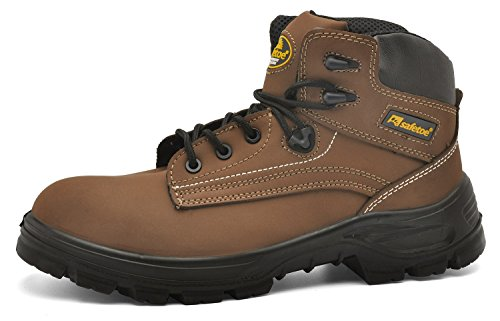 Lightweight Mens Safety Work Boots Trainers with Steel Toe Cap Size 2-11...