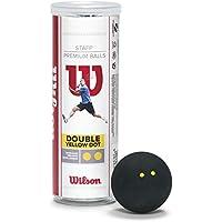 Wilson Staff Squashbälle (3er Pack)