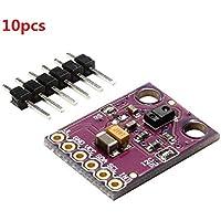 Generic 10 unids GY-9960-3.3 APDS-9960 RGB IR Infrarrojo Gesture Sensor Sensor de Dirección de Movimiento Módulo de Reconocimiento para Arduino