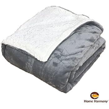 BEDSURE More Than Comfort Sherpa Throw Blanket Grey TravelSingle Beauteous Bedsure Sherpa Blanket Throw Blankets