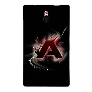alDivo Premium Quality Printed Mobile Back Cover For Nokia X2 / Nokia X2 printed back cover (2D)RK-AD022