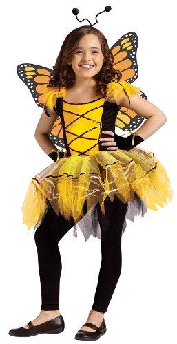 Disfraz de Mariposa Amarilla