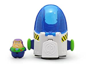 Toy Story Zing Ems Spaceship Launcher