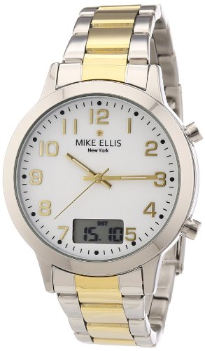 Mike Ellis New York Damen-Armbanduhr Analog - Digital Quarz L2612ASM/4