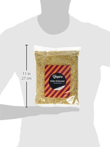 Veganz Soja-Granulat – 5 x 500g - 6