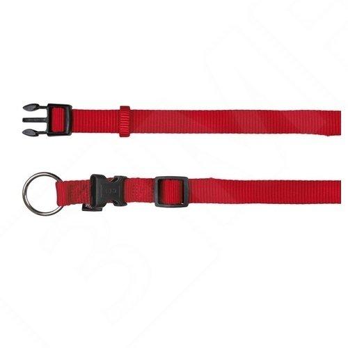 Artikelbild: Trixie Premium Halsband Größe XS-S: 22 - 35 cm / 10 mm in rot
