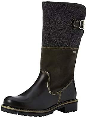 Details zu Tamaris Damen Stiefel 1 1 26432 29098 schwarz 180970