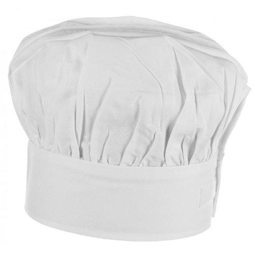 Cappello da Cuoco per Bambini talla £nica - bianco