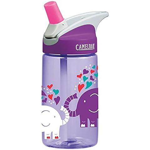 Camelbak Children´s Bottle Eddy Kids 400 ML Eddykids, Design Elephant Love by Camelbak
