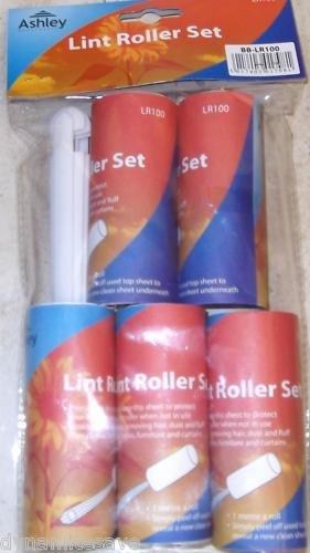 ashley-spazzola-adesiva-leva-pelucchi-polvere-polvere-rimozione-di-pallini-e-ricarica-confezione-da-