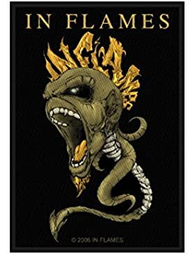 In Flames–Spine [Patch/parche, t