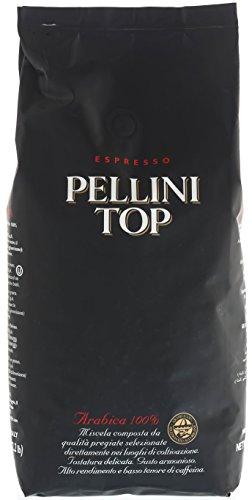 Pellini Caffè Top 100% Arabica, Bohne, 1er Pack (1 x 1 kg)