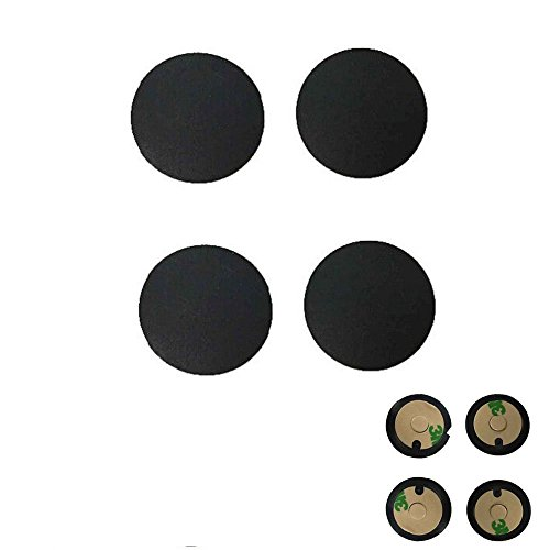 """Jss Replacement (Set Of 4) Rubber Feet / Foot Kit For Apple Macbook Pro Retina 13"""", 15"""", A1398, A1425, A1502"""