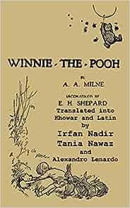 Winnie-the-Pooh translated into Khowar and Latin, A  A