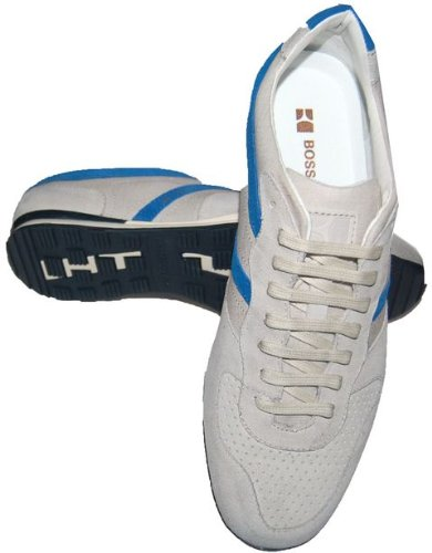 Hugo Boss Orlero, Hombre Sneaker Gris (gris)