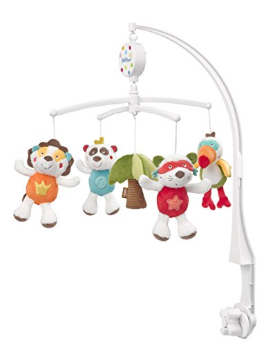 BabySun Musical Mobile Multicolore