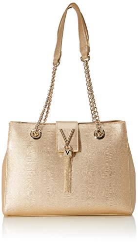 Valentino by Mario Divina, Sacs portés épaule femme, Or (Oro), 9.5x23x30 cm (B x H T)