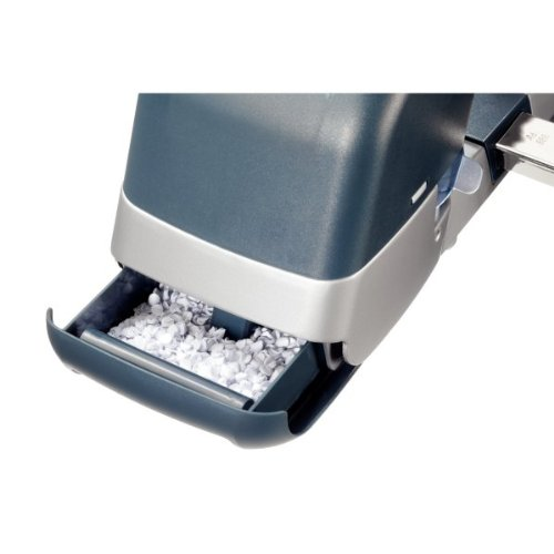 Leitz Super Hole Punch, Heavy Duty, 250 Sheets, Guide Bar with Format Markings, Aluminum, 51820084 - Silver