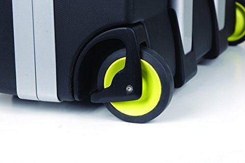 raaco Werkzeugkoffer ToolCase Premium XLT-79, schwarz, XL, 139557 - 3