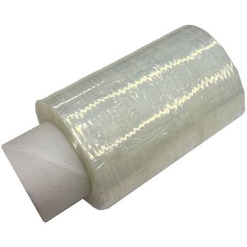 Práctico Wrap Stretch Film 100mmx150m 17 Micron Borrar 2 Paquete / S