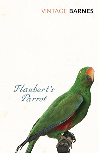Book cover for Flaubert's Parrot