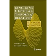 Einstein's General Theory of Relativity: With Modern Applications in Cosmology (English Edition)