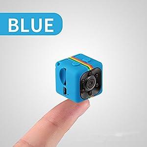 Super Mini versteckte Kamera, iMusk 1080P tragbare Action Video Recorder DV mit Nachtsicht für Indoor & Outdoor Use