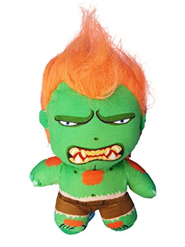 Street Fighter Soft Toy Plush Figures 20cm (Blanka)