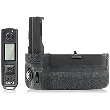 Meike MK A9 Pro - Empuñadura de batería para cámaras Sony A9 A7RIII (2,4 GHz, inalámbrica)