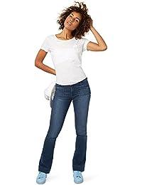 TOM TAILOR Denim Femmes Jeans Bootcut (coupe droite)