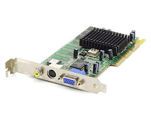 ATI 1027820900 Rage 128 Xpert 2000 Pro 32MB AGP VGA TV Video Graphics Card 78209 (128 Rage Pro Ati)