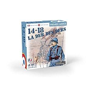 Editions dusserre-14–18ders-jeu de Batalla, 130006679, Primera Guerra Mundial