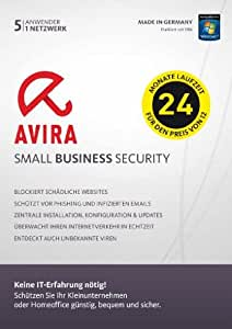 Avira Small Business Security - 5 Anwender, 1 Netzwerk - 24 Monate