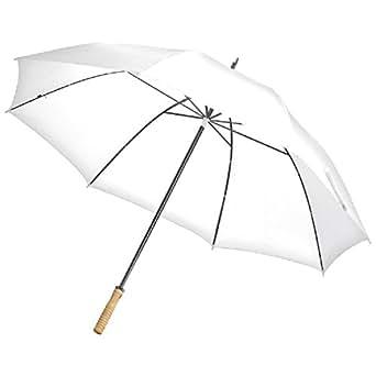 Golfschirm - Regenschirm XXL 127 cm Durchmesser Farbe weiss