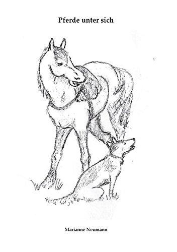 Pferde unter sich
