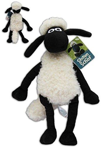 SHAUN T3 Nuovo Peluche Pecora Shaun 45 cm - SHAUN THE SHEEP good quality