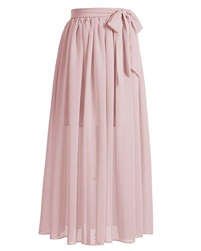 dresstells-womens-long-chiffon-bow-tie-maxi-long-skirt-vintage-dress-blush-s