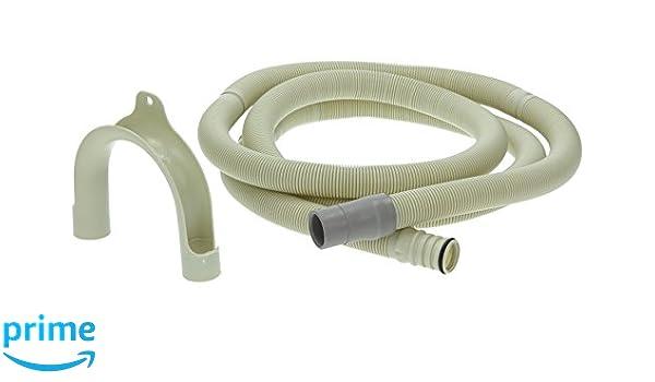 Ablaufschlauch Schlauch Bauknecht 481253029113 Spülmaschine Whirlpool