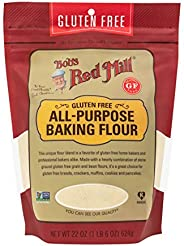 Bobs Red Mill Gluten Free All Purpose Baking Flour, 22 oz.